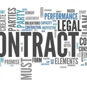 contracts and provisions
