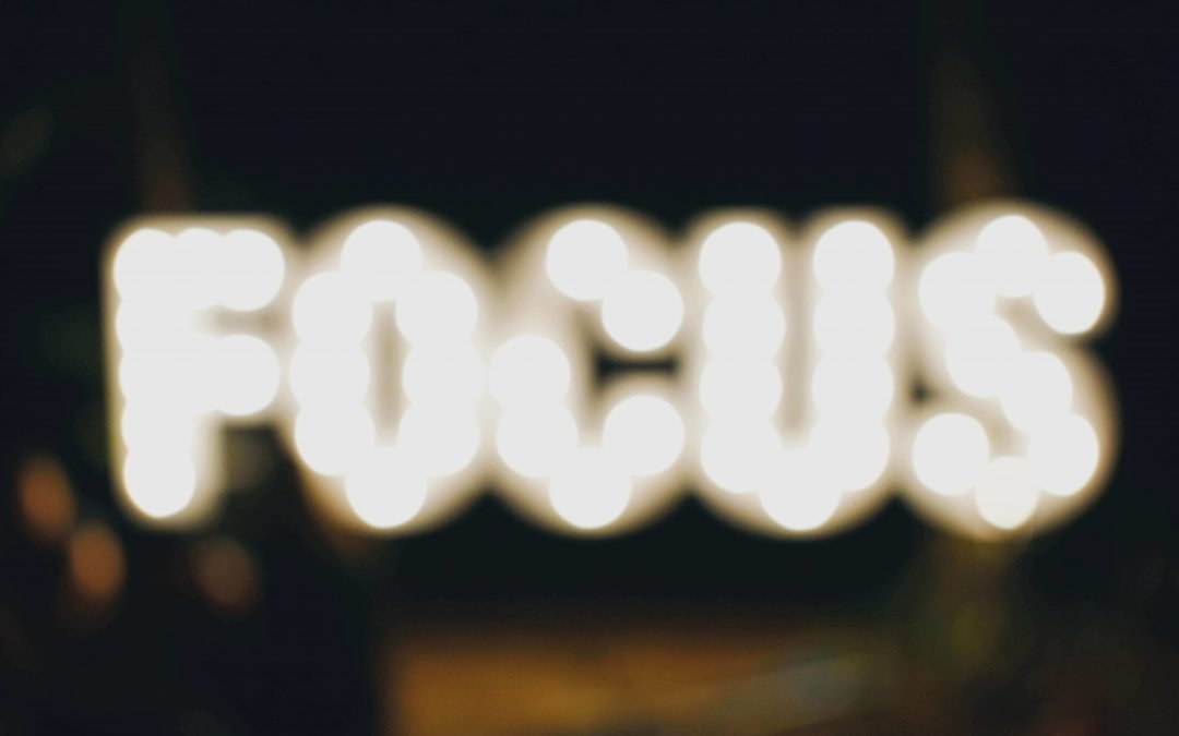 Focus! 6 hacks for curbing daily distractions