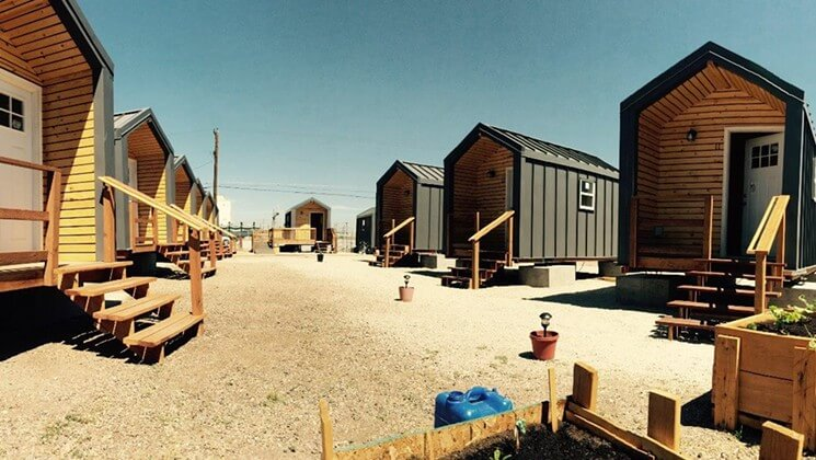 Tiny Home Villages Getting Home in Denver Zoning Code This Fall